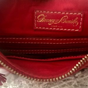 Dooney & Bourke Bags - New! Beautiful Red Dooney&Bourke Letter Carrier!